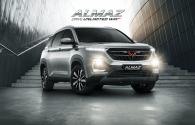Wuling Almaz 1.5 Cvt Turbo